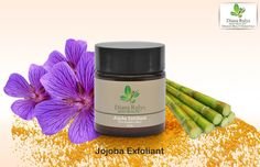 Best choice for delicate sensitive skin. It softens skin and opens pores for better product penetration without any irritation. This exfoliant is based in organic Aloe Vera Juice to help with penetrating, moisturizing and exfoliating ingredients deep into the skin. Jojoba beads gently polish off aged skin cells without any irritation. Organic Rose Geranium essential Oil does not only provides an amazing aroma for the product, but is anti-bacterial, reduce inflammation and irritation…
