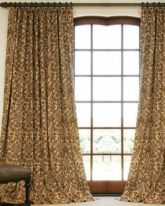 18 Best Patterned Linen Custom Drapes Curtains And Roman Shades By