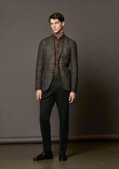 Male Fashion Trends: Boglioli Fall-Winter 2017 Collection