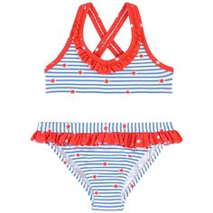 Striped bikini - 172937