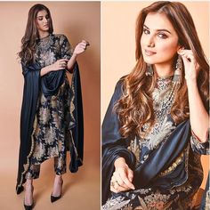 Bollywood fashion 818670038499350429 - Source by fasal_q Pakistani Fashion Casual, Pakistani Dresses Casual, Pakistani Dress Design, Bollywood Fashion, Indian Fashion, Women's Fashion, Bollywood Celebrities, Fashion Spring, Bollywood Actress