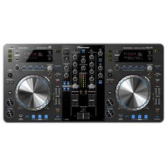 XDJR1 Pioneer CDJ Media Player top
