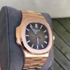 Stylish Watches, Cool Watches, Rolex Watches, Best Watches For Men, Luxury Watches For Men, Patek Philippe Aquanaut, Patek Philippe Calatrava, Expensive Watches, Wooden Watch