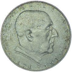 1. Republik-Bundesstaat 1918 - 1938 2 Schilling 1933 Ignaz Seipel Silber