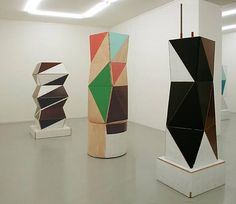 Manfred Pernice, Installation View