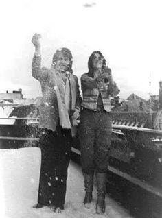 Frida and Benny 1978