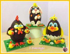 Sweet Easter eggs by Carla Poggianti Il Bianconiglio