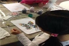 Kidsproof Den Bosch - Marios Glas in Lood Atelier / Glasfeestje Vught