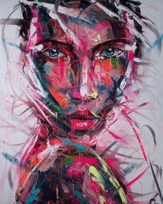 #artworks_portrait #artwork_in_studio #art #artwork #draw #drawing #paint #painting #fineart #oilpainting #acrylic #canvas #portrait #portraits