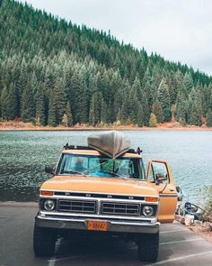 24 New Ideas Outdoor Camping Photography Canoeing Adventure Awaits, Adventure Travel, The Road, Ford Trucks, Ford 4x4, Lifted Trucks, Pickup Trucks, Van Life, Kayaking