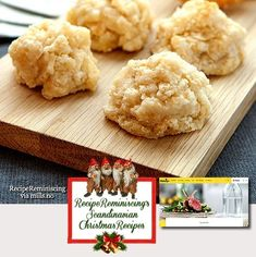 A classic Norwegian Christmas cookie found on mills.no Almond macrons are typical Norwegian Christmas cookies that are relatively easy to make. They are round cookies that can be decorated with cho…