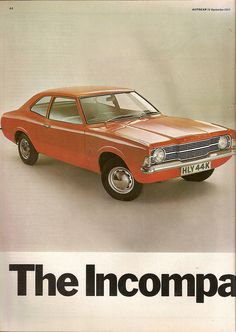 Ford Cortina Vintage Stuff, Vintage Cars, Antique Cars, Classic Motors, Classic Cars, Gp F1, Pickup Car, Ford Escort, Car Advertising