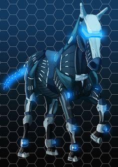 nanosuit horse by Algiark on DeviantArt Robot Concept Art, Robot Art, Horse Suit, Avengers Story, Unicorn Logo, Robot Animal, Robot Monster, Dragon Armor, Year Of The Horse