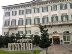 「MAISON MOSCHINO」の画像検索結果