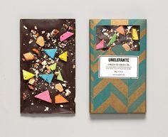 unelefante  chocolate bar | UNELEFANTE x Chef Jorge Llanderal : Artisan Chocolate Bars — KNSTRCT