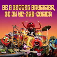 Be a better drummer