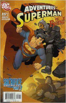 Amazon.com: Adventures of Superman (1987) #642