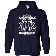 I Love CLAPHAM Shirts & Tees