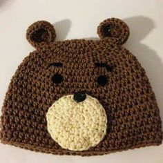 Ted E. Bear crochet pattern by Gramma Beans | Mad Mad Makers | http://www.ravelry.com/patterns/library/ted-e-bear-3