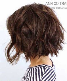 Super cute Bob Hairstyles for Short Hair and Medium Hair 2019 - # Hairstyles # . - GerNickas - LİFE- - - Super cute Bob Hairstyles for Short Hair and Medium Hair 2019 - # Hairstyles # . Cute Bob Hairstyles, Wavy Bob Haircuts, 2015 Hairstyles, Haircut Bob, Haircut Short, Razor Cut Hairstyles, Short Brunette Hairstyles, Brunette Bob Short, Hairstyle Ideas