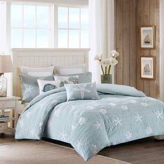 love this beige seaside quilt set on zulily zulilyfinds home rh pinterest com