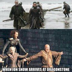 [Entertainment]Game Of Thrones Memes funny jon snow Got Memes, Funny Memes, Hilarious, Winter Is Here, Winter Is Coming, Movies Showing, Movies And Tv Shows, Jon Schnee, Game Of Thrones Wallpaper