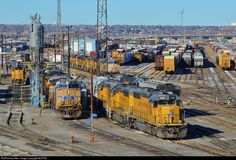 RailPictures.Net Photo: UP 1396 Union Pacific EMD GP40-2 at Denver, Colorado by BUFFIE