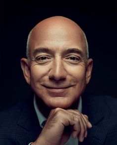 #Portrait of @amazon / #BlueOrigin CEO, Jeff Bezos, for @smithsonianmagazine.  Retouching by @vfejes.  Thank you Viktor!  #KeatleyPortrait