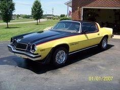 1976 Chevrolet Camaro - Rally Sport