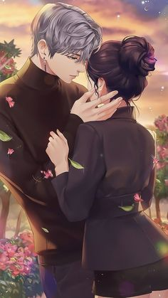 Manga Couple, Anime Love Couple, Anime Couples Manga, Cute Anime Couples, Korean Drama Romance, 8bit Art, Cute Love Cartoons, Couple Goals Relationships, Anime Wallpaper Live