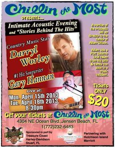 Darryl Worley at Chillin the Most