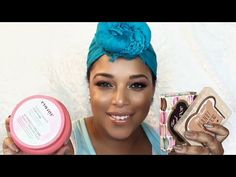 CURRENT FAVORITES 2017 + OPEN GIVEAWAY  | Natural Hair Makeup Skincare |...