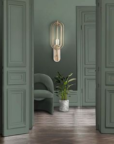 Featured 2018 color trends 2018 color trends – green home decor ideas to achieve the perfect Best Interior, Modern Interior Design, Interior Design Magazine, Luxury Interior, Design Interiors, Modern Interiors, Luxury Furniture, Interior Paint, Modern Furniture