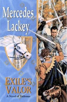 book cover of   Exile's Valor