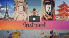 Instravel - A Photogenic Mass Tourism Experience (This Short Shows That Everyone Is Basically Taking The Same Pictures Now When They Travel)