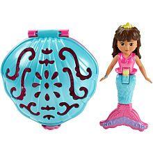 FisherPrice Nickelodeon Dora and Friends Dive  Splash Mermaid Dora