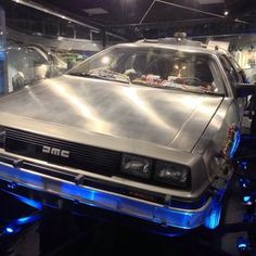 Back to the Future Delorian   Yelp