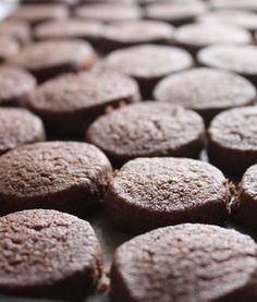 私の黄金レシピです!激ウマココアクッキー Sweets Recipes, Cookie Recipes, Japanese Sweets, Cafe Food, Desert Recipes, Delicious Desserts, Deserts, Food And Drink, Snacks