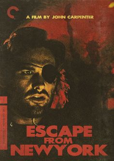 Escape from New York Criterion Cover (concept) by Midnight Marauder