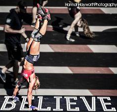 Lindsey Valenzuela. Crossfit Games inspiration. Someday!