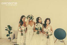 White lace Bridesmaids Dresses - Bouquet - Bride - Beautiful - Wedding - Portrait - Beauty - Weddings - Panache Photography - Adelaide - Inspiration - Epic - Unique - Amazing - Adelaide Wedding Photography - Wedding Photography Adelaide - Adelaide Wedding Photographers - Australia - Panache Photography #weddinginspiration #adelaideweddingphotographers #weddingphotographyadelaide #weddingphotography #bridesmaid #panachephotography #bride #bridesmaids