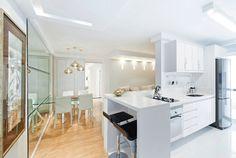 Quer uma cozinha integrada? Nós te ajudamos a decorar! Veja ideias bacanas - Casa e Decoração - UOL Mulher