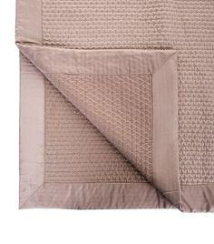 Homewares: Throws Harrods of London Alba Silk Bedspread (260cm x 260cm)