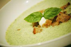 Kuchnia Bazylii: Krem brokułowy