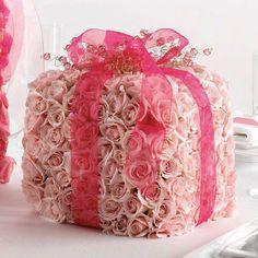 Pink roses galore