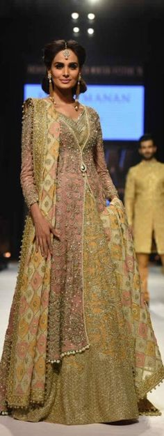 #farazmana #Winterdresses of #FPW2015