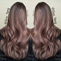 Love this hair color Guy Tang, Hair Inspo, How To Look Better, Hair Color, Long Hair Styles, Makeup, Beauty, Infatuation, Instagram