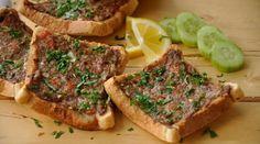 Praktische türkische Pizza – Pratik Lahmacun