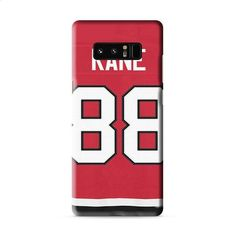 chicago blackhawks jersey Samsung Galaxy Note 8 3D Case Caseperson