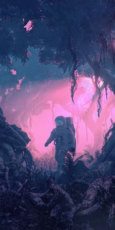 Wrong Planet (everyday Framed Art Print by Beeple - Vector Black - Nature Iphone Wallpaper, Wallpaper Space, Wallpaper Backgrounds, 1080p Wallpaper, Mobile Wallpaper, Fantasy Kunst, Fantasy Art, Wrong Planet, Photographie Street Art